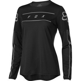 Fox Flexair LS Jersey Women black